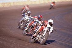 Rookie Expert 4Y Chris Carr leading Bubba Shobert and Wayne Rainey in 1985, I believe