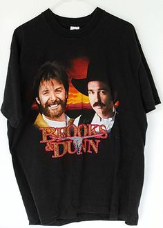 Check out this item in my Etsy shop https://www.etsy.com/listing/241483152/brooks-dunn-1994-waitin-on-sundown