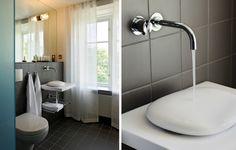 stone sink Hotel Skeppsholmen in Sweden by Claesson Koivisto Rune, Remodelista