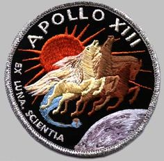 Apollo 13 - everyone involved showed the courage, ingenuity and heart of the American spirit.
