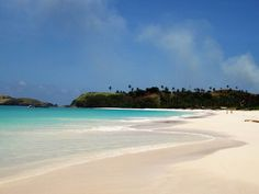 The virgin beach of Calaguas in Southern Luzon. #Philippines #travel