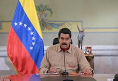 """الرئيس الفنزويلي يزور الدول المنتجة للنفط قريبا -  Reuters. الرئيس الفنزويلي يزور الدول المنتجة للنفط قريبا كراكاس (رويترز)  قال الرئيس الفنزويلي نيكولاس مادورو إنه سيبدأ قريبا جولة لزيارة الدول المنتجة للنفط لدعم الاتفاق الأخير لمنظمة البلدان المصدرة للبترول (أوبك) لتعزيز الأسعار من خلال خفض الإنتاج. وقال مادورو يوم الاثنين """"لقد توصلنا إلى اتفاق تاريخيفي غضون الأيام القليلة المقبلة سأزور الدول النفطية وسأدع كل شيء جاهزا لصيغة توافقية لتحقيق استقرار السوق وتثبيت الأسعار على مدى السنوات العشر…"""