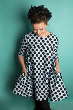 WEAR LEMONADE : superbe robe à faire soi-même !