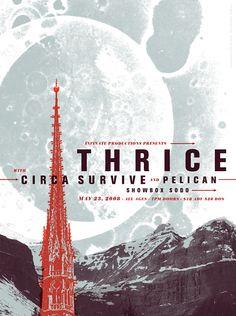 Thrice - May 23, 2008