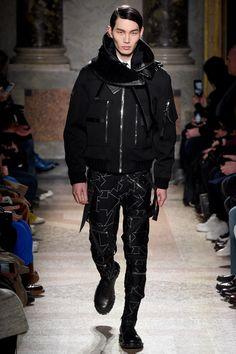 Les Hommes - Fall 2017 Menswear