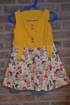 """Giggle"" uit Homemade mini-couture"
