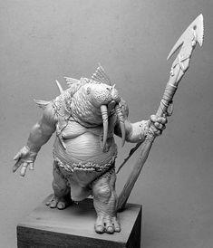 Character Creation, 3d Character, Character Design, Alien Concept, Concept Art, Wolf Rider, Ceramic Sculpture Figurative, Dragon King, Ideas