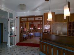 Reception e sala pranzo