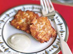 Magnificent Minis Corn & Crab Fritters w/Garlic Aioli