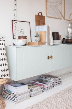 Um home office clean e algumas dicas pra ser mais organizado e produtivo