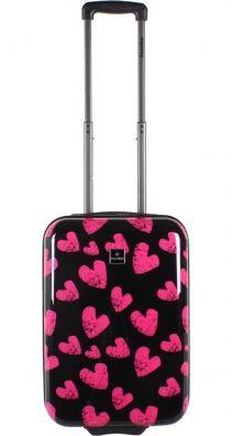 Saxoline Hearts 2-Rad Boardtrolley 55cm 09 hearts