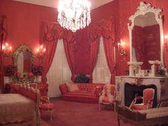 Ruth Livingston Mills's Bedroom at Mills Mansion