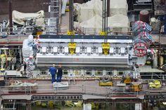 Quantum of the Seas engine