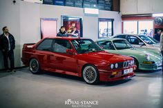 Royal Stance // 1989 BMW E30 M3   Flickr - Photo Sharing!