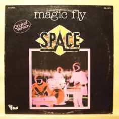 SPACE - Magic Fly - mint minus - Vinyl LP - Disco - Top Rare