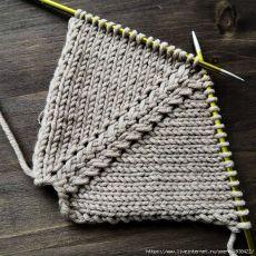 Оригинальная и простая линия реглана сверху спицами - Halfar Bolso De Hombro Courier HalfarHalfar- El tejido de punto es tan fácil como . Baby Sweater Knitting Pattern, Knitting Stiches, Knitting Videos, Knitting Needles, Free Knitting, Knitting Projects, Baby Knitting, Crochet Stitches, Crochet Projects