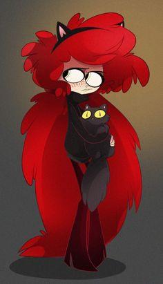 Vivziepop black cat Mackenzie!
