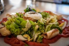 provence goat cheese salad