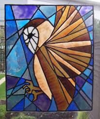 Image result for owl painted window