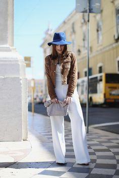 Street style en Lisboa: primeros looks de primavera | Galería de fotos 24 de 34 | GLAMOUR