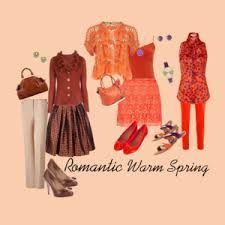 warm spring color palette - Google Search