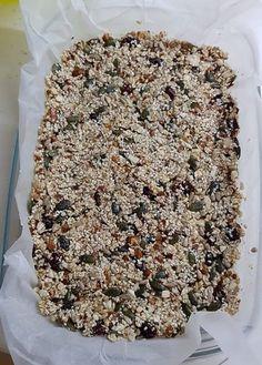 Krispie Treats, Rice Krispies, Healthy Living, Low Carb, Cooking Recipes, Bread, Cookies, Desserts, Granola