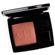 Dior Charnelle (459) Rouge Blush Review & Swatches Dior Lipstick, Dior Makeup, Blush Makeup, Sephora Makeup, Makeup Geek, Makeup Cosmetics, Bridal Makeup, Wedding Makeup, Eye Makeup