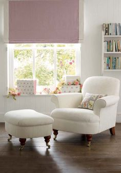 Living Room and fabrics by Laura ashley For the Home Pinterest
