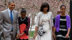 First lady Michelle Obama rewears Prabal Gurung ensemble on Easter Sunday, playful look for eggroll