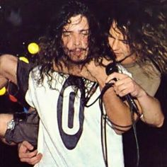 Chris Cornell and Eddie Vedder: Temples, Pearl jam, Grunge, Dogs Day,