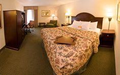 Davenport Hotel Single Guest Room