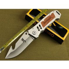 Browning cool survival knife