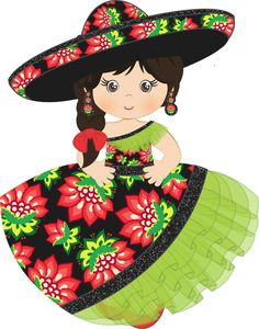 Flores Mexican Birthday Parties, Mexican Party, Mexican Independence Day, Mexican People, Doll Quilt, Fiesta Party, Fabric Painting, Bunt, Marie