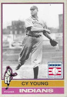 Cy Young Cleveland Indians