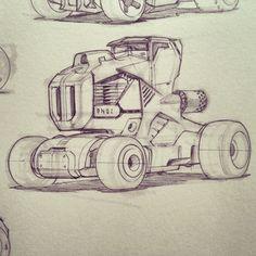 Scott Robertson  http://drawthrough.blogspot.com/