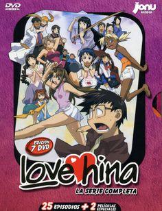 Love Hina (DVD ANIMACIÓ LOV)