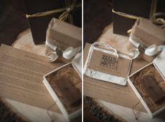 Ian Andrew Photography, San Diego, CA - Kava Flash Drive Boxes & Cocoa Artisan Portrait Cases - packaging supplies - photography packaging - branding inspiration - Rice Studio Supply