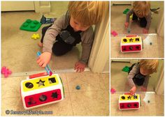 Month 23: Top 10 Sensory Activities for your 23 month old toddler
