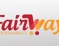 Supermarket Logo, Supermarket Design, Shopping Cart Logo, Logo Desing, Shop Logo, Logo Design Inspiration, New Work, Identity, Marketing