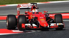 It was a good day for: Vettel & Ferrari Vettel showed his supreme race craft on Sunday, managing his race from the front and never looking like he would be challenged for the race victory. Hungarian Grand Prix, Ferrari F1, Formula One, World Championship, First World, Racing, Car, Arrow Keys, Close Image