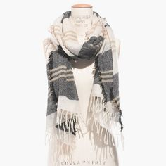 Tip of the Day: A Super-Creative Way to Wear Your Scarf via @WhoWhatWear