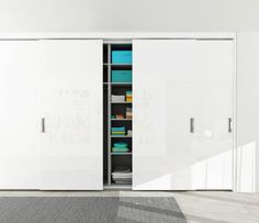 Compact Modern living requires high quality storage spaces that are effectively integrated into the contemporary living environment. Choose from a wide variety of built-in wardrobes with options that will compliment your home's design and add function and organization in their most beautiful form. Wardrobes can be created using hinged or sliding door systems, both