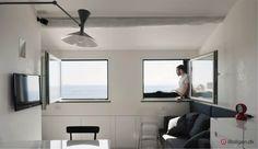 Funktionel living på 35 m2: Når boligen bliver et møbel