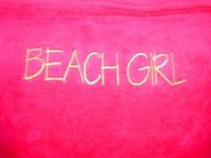 Dreaming of a PINK Summer aand can't wait to resturn to the beach!!!!
