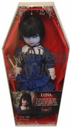 Mezco Toyz Living Dead Dolls Series 25 Luna Action Figure Mezco,http://www.amazon.com/dp/B00C7U2C4I/ref=cm_sw_r_pi_dp_sUqNsb1GH5N41H7Z