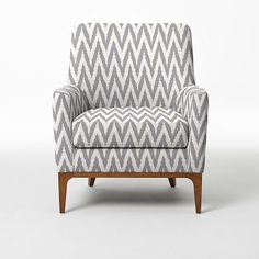 Sloan Upholstered Chair #westelm