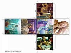 Πυθαγόρειο Νηπιαγωγείο: ΠΑΙΧΝΙΔΙ: ΟΙ ΚΥΒΟΙ ΤΩΝ 12 ΘΕΩΝ ΚΑΙ ΤΩΝ ΣΥΜΒΟΛΩΝ ΤΟΥΣ Ancient Greece, Greek Mythology, Polaroid Film, Fictional Characters, Fantasy Characters