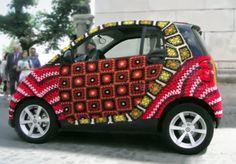 Yarn Car.
