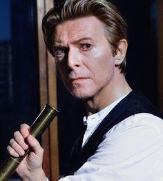 Markus Klinko, David Bowie: Telescope