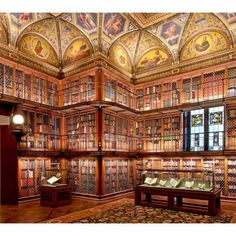 The Morgan Library and Museum, a New York City treasure located near both Penn Station and Grand Central Station, was once the private library of financier Pierpont Morgan, one of the preeminent collectors and cultural benefactors in the United States. In addition to their impressive collection o...